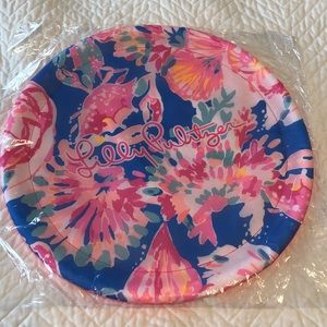 NWT Lilly Pulitzer GWP Flying Disk Bay Dreamin
